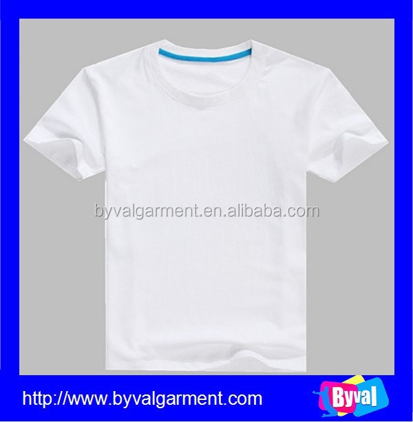 Bulk Sale Cheap Election T Shirt Plain White T Shirts For