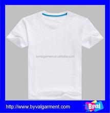 Bulk sale cheap election t shirt plain white t shirts for promotion wholesale china