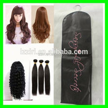 hair washing velvet pouch