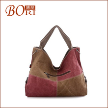blank canvas wholesale messenger bags china standard size canvas tote bag