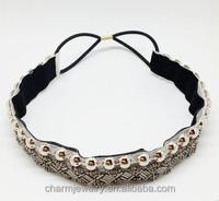Wholesale pearl strip Korean fashion hair accessories hair band XN022