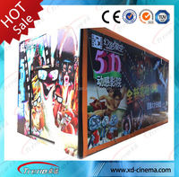 The most popular hot sale 5d movie theater for adults Personalized design 5D movie theater suppier hot sale cinema 9d
