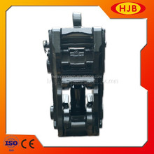 cheap price tilting quick hitch for excavator, tractor quick hitch for 31-45 ton excavator
