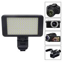 Mcoplus LED-150 Camcorder Video Light for Canon/Nikon/Pentax/Panasonic/SONY/Samsung/Olympus Digital SLR Camera