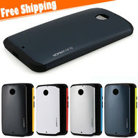 Hot Selling Frosted Plastic Armor Hard Combo Phone Case Cover For Moto X2
