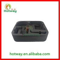 100% Factory Customized Molded Eva Foam Packing Hard Packing Foam Protective Resilient EVA Inlay