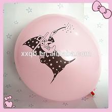 2015 popular globo de helio hinchable para decoración