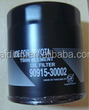 Toyota Land Cruiser Auto Parts Oil Filter HZJ80 (2006/06 - /)