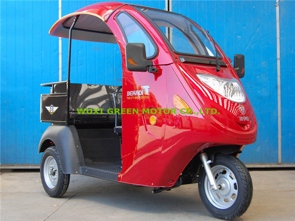 tuk tuk lectrique tricycle 3 roues scooter avec toit tricycle id de produit 60254779448 french. Black Bedroom Furniture Sets. Home Design Ideas