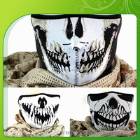 Safety Factory Wholesale Protective Chemical Guaze neoprene face dust mask