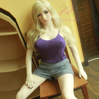 JND066 158cm Face 38 latest american &european sex doll for men 18 sex girl