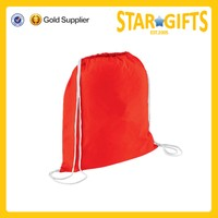 Promotional recycled plain cotton bags organic cotton drawstring bags cheap drawstring bags