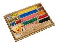 Geometry Sticks montessori school toys