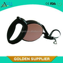 dongguan factory supply hot selling new design pet products retractable pet leashes for dog