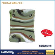 Fashionable tpu gel oem case for ipad mini