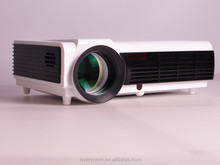 "1080P HD Commercial theatre 150"" Format(4:3 16:9) / home theater projector"