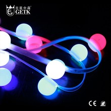 GETK patent product 5050 36leds cheap led strip light lights change to music