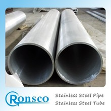 Stainless Steel Tube Aisi 316Tii Big Diameter DIN 500 Petrochemical Industry ,316Ti Stainless Steel Pipe Manufactory