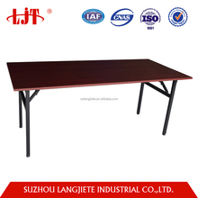 China cheap factory price folding dining table designs outdoor furniture