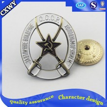 Wholesale metal Custom boy scout buttons