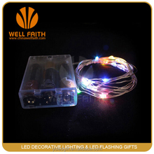 2015 promotion hot sell 10M 100 LEDs copper wire string lights For Sale