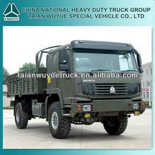 HOWO 4x4 All-wheel drive vehicle series truck