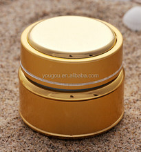 cosmetic bottles luxury gold electraplated cosmetics jars and bottlesplastic jars cosmetics glass bottles cream jars wit