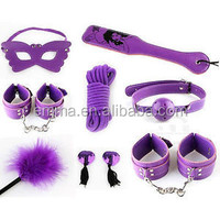 Unisex adult game play sex product toys for women & male bondage HK8139