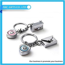 Promotional cheap custom metal keychain good quality KEYCHAIN