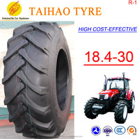 China cheap high quality wholesale Hot Sale R1 TAIHAO Brand 18.4-30 farm tyres tractor tyres agricultural tyres