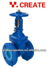 BS5163 Ring Stem Cast Iron Gate Valve
