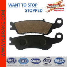 customized all kind of precision dirt scooter brake pad for YAMAHA-YZ 125 X/Y/Z (2T)/YZ 250 X/Y/Z (2T) /YZ 250 FW/FX/FY/FZ (4T)