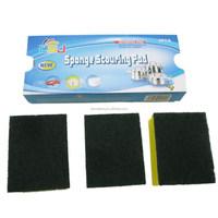 JML Brite Scouring Pad/Melamine Foam Brush/Sponge Microwave Clean