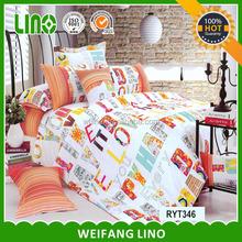bedding sets for teenagers/popular bedding sets/wholesale comforter sets bedding