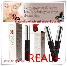 Excellent performance herbal essence eyelash growth tonic/REAL PLUS+ eyelash enhancer