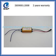 9W led driver 18V led driver 300ma led power supply for indoor lighting