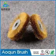 Dependable performance cooper wire brush