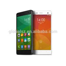 "Hot Teléfono XIAOMI MI4 M4 Android original Qualcomm Snapdragon de 5.0 ""IPS pantalla capacitiva 3 GB de RAM 16 GB ROM Tarjeta SI"
