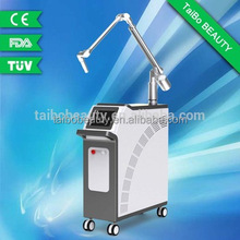 2015 The most professional medical Q-switch ND Yag tattoo removal / nd yag laser tattoo removal device from Alibaba express