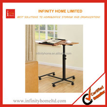 Angles and Heights Adjustable Notebook Table