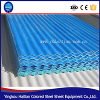 Colors Coated Galvanized Steel Sheets roof tile