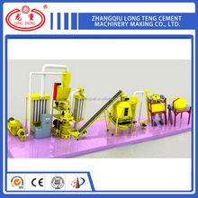 Wholesale low price high quality machine production line per pellet