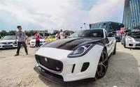 High Quality For Jaguar Carbon Fiber Engine Hood for Jaguar F-Type
