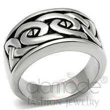 Men's Jewelry Unique 316L Stainless Steel Ring