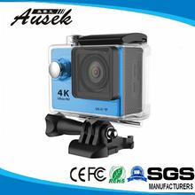 4k 25fps sport digital camera wifi digital camera video action camera