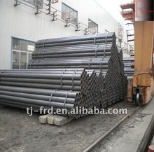 ERW hot rolled mild carbon steel tube