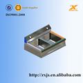 Hoja de metal de fabricación de alta precisión