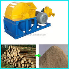 High quality wood branch crusher in low price
