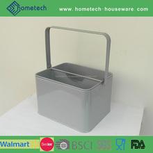 House tool organizer individual tray storage carry box