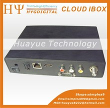 IPTV streaming Multiple LNB control DVB-S2 cloud-ibox satellite receiver linux system cloud ibox TV player